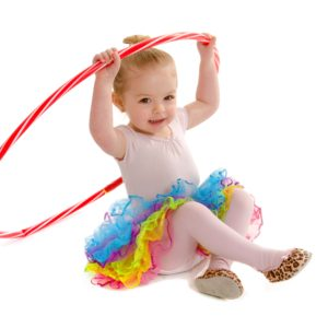 Ages 2-3.5: Tiny Steps