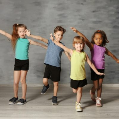 Ages 4-5 – Pre-K First Steps
